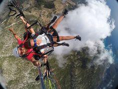 Tandem Paragliding Oludeniz, Babadag, Hasan Gunher