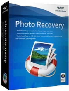 Wondershare Photo Recovery 3.1.1 Registration Code + Crack Free