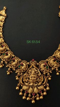24k Gold Jewelry, Cz Jewellery, Gold Temple Jewellery, Gold Jhumka Earrings, Chain Jewelry, Bridal Jewellery, Gold Beads, Pendant Jewelry, Indian Gold Necklace Designs