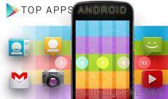 Las mejores aplicaciones Android de 2012