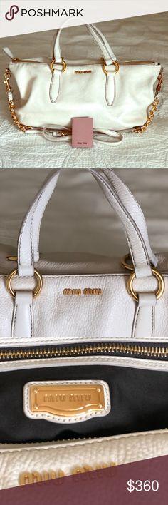 stile squisito la vendita di scarpe grandi affari 13 Best Miu Miu Purse images | Miu miu purse, Purses, Side ...