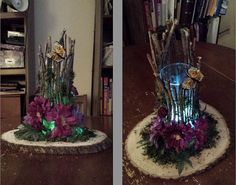 Decorative Floral Enchanted Forest Wedding by TNCenterpieces, $65.00