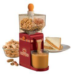 Nostalgia Electrics NBM400 Electric Nut Butter Maker - Appliances - Small Kitchen Appliances - Specialty