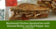 Lunch, dinner or a snack. This sandwich has it all!