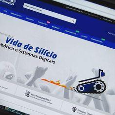 Em breve site novo no ar!! Aguardem... #sitenovo #arduino #raspbarrypi3 #vidadesilicio #decaranova #novosprodutos by vidadesilicio