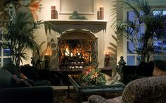 Sky Blare - Awesome fireplace pic - 1920 x 1200 px
