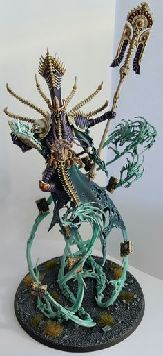 Nagash, Supreme Lord of the Undead - dave3555