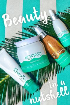 Every body was born to beauty with Kopari. Safe for all skin types and made with the purest intentions, we have found coconut oil to be a friend with many benefits. Shop now at koparibeauty.com.