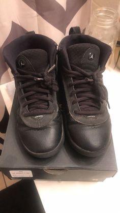 more photos 296fb 2c16c boys jordan jumpman pro black shoes size 3y  fashion  clothing  shoes   accessories  kidsclothingshoesaccs  boysshoes (ebay link)