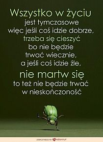 Stylowi.pl - Odkrywaj, kolekcjonuj, kupuj Positive Thoughts, Positive Quotes, Motivational Quotes, Inspirational Quotes, Words For Bad, Serious Quotes, Smart Quotes, Quotes And Notes, Humor