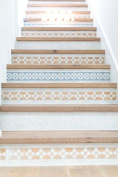 Stunning Stair Risers