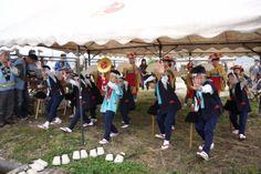 平成26年5月25日『お田植え行事』で押切田植踊りを奉納。ブログ「いんぎら~っと しまっし」様より掲載許可をいただきました。