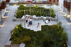 Rivermark by Fletcher Studio «  Kalifornien Residential Park Landscape Architecture Works | Landezine