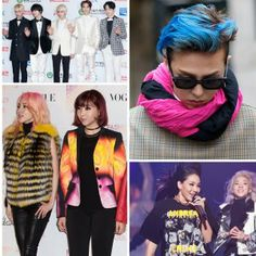 Taeyang, G-Dragon, and More: A Guide to the Style Stars of K-Pop