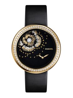 Baselworld: Chanel introduces a new Mademoiselle Privé watch with Maison Lesage | The Parisian Eye