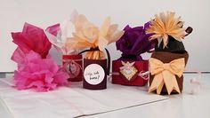 envolver regalos de navidad con washi tape