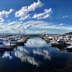 Nelson Bay in Nelson Bay, NSW