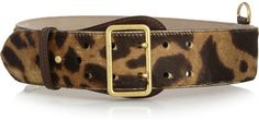 Did you know that animal was a 'classic' print! Leopard and snakeskin prints are great.