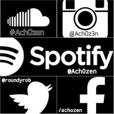 ☣ My Spotify Profile ☣ http://sptfy.com/Xtt ☣