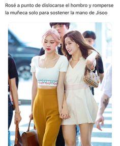 Yg Groups, Kpop, Memes Blackpink, Blackpink Funny, Blackpink And Bts, Blackpink Photos, Jolie Photo, Blackpink Jisoo, Edgy Outfits