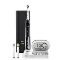 Electric Toothbrush Oral B Pro 7000 SmartSeries Black Clean Brush Head Power New  | eBay