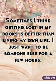 31 Confessions Any Book Lover Will Understand --> Especially love this one!