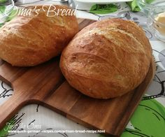 My own artisan bread with whey (or use water) ... so good! http://www.quick-german-recipes.com/artisan-bread-recipe.html