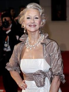 According to my new favorite blog, Helen Mirren announcedlast night that she will be wearing a dress by French designer ChristianLacroix to the Oscars on Sunday (Lacroix is the man responsible for …