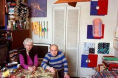 The postal worker who, with his librarian wife, managed to amass a brilliant collection of contemporary art without spending a fortune, died today, according to various news reports. Herbert Vogel was 89. His death was announced by the National Gallery of Art.