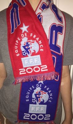 2002 Soccer ENSEMBLE EQUIPE DE FRANCE FOOT-BALL SUPPORTER BLEU BLANC ROUGE   Ensemble Football 50a6346d496