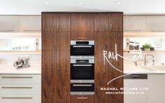 Contemporary audio visual unit - Interior Design by Rachel McLane Ltd