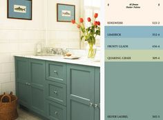 AL FRESCO Harmony Color Collection from The Voice of Color® (shaker palette) Color Inspiration, Interior Inspiration, Brown Paint Colors, Blue Painted Furniture, Trending Paint Colors, Paint Color Palettes, Painting Wallpaper, Design Strategy, Shaker Style