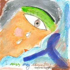 """Children's Art as Visual Narrative 