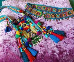 Craft of the day , ready to ship to Puerto rico 😀#handcrafted #bohostyle #crochet #bag #tribevibe #originaldesign #lovemywork #belt #craftyfingers #crafty