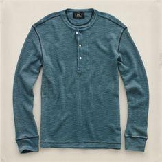 Waffle-Knit Crewneck Pullover - Shop All Sale  Men's Sale - RalphLauren.com