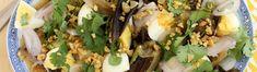 Thai-Style Sous Vide Eggplant Salad