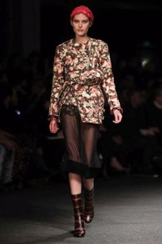 Givenchy Ready-to-Wear F/W 2013 Paris Fashion Week