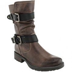 601215W-201 Earth Women's Everwood Casual Boots - Bark www.bootbay.com