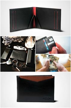 The Rever Vant Clipfold excels in a feature all minimalist wallets simply overlook, the ability to access your cash.