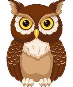 vectorstock royalty vector image free owl Owl Royalty Free Vector Image VectorStockYou can find Owl clip art and more on our website Cartoon Owl Images, Owl Cartoon, Owl Coloring Pages, Coloring Sheets, Owl Clip Art, Owl Vector, Owl Illustration, Owl Pictures, Owl Crafts
