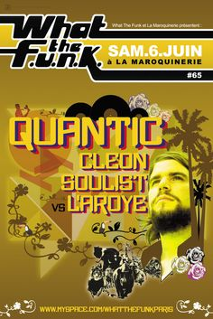 wtf#65 : Quantic - 06/06/2009  (by Freeworker)
