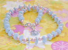 Pretty Princess Child's Necklace by NiNEFRUiTSPiE on Etsy, £3.50