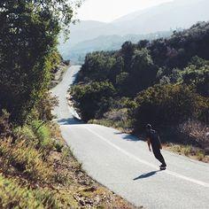 Desillusion staff photographer somewhere in California  Shot by Sebastien Zanella