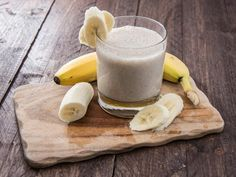 peanut butter banana-smoothie