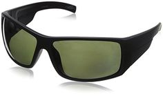 Electric Mudslinger Polarized Wrap Sunglasses Matte Black M1 65 mm * Read more reviews of the product by visiting the link on the image.Note:It is affiliate link to Amazon.