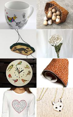 Happy Tuesday ! by UnlimitedCraftworks on Etsy--Pinned with TreasuryPin.com