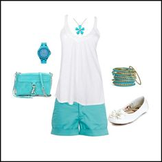Totally love this outfit minus the shoes!! Some brown flip flops and boom!!! Perfect!!!!