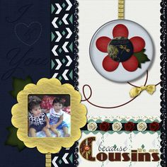 Luiza Pires: Because We Are Cousins