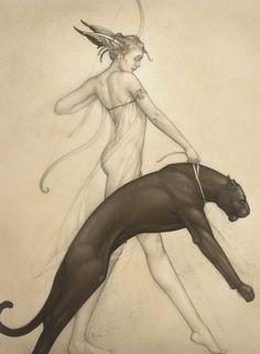 Diana, Goddess of the Hunt