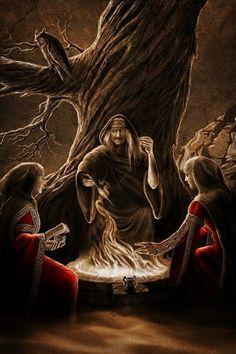 3 Fases da Lua: A Arte das Bruxas